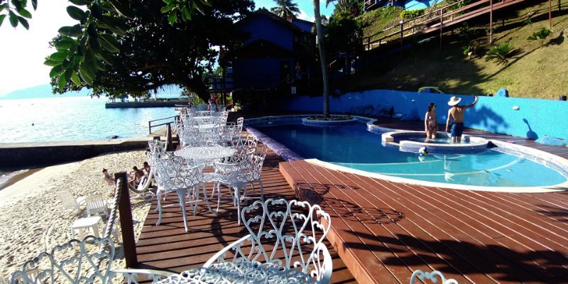 Piscina - Angra Fashion